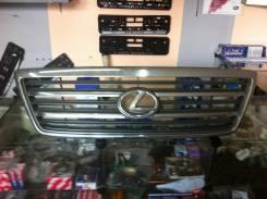 Решетка радиатора. Lexus LX470, 100