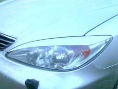 Накладка на фару. Toyota Camry, ACV35, ACV30, ACV30L. Под заказ