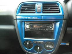 Консоль центральная. Subaru Impreza WRX STI