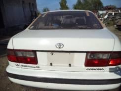 Стекло заднее. Toyota Corona, ST190 Двигатель 4SFE