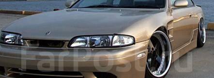 Крыло. Nissan 240SX Nissan Silvia, S14 Nissan 200SX, S14