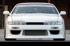 Бампер. Nissan 240SX Nissan Silvia, S14 Nissan 200SX, S14