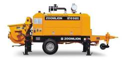 Zoomlion HBT 40.10.60RS. Стационарный бетононасос Zoomlion HBT40.10.60RS, 180 м.
