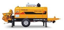 Zoomlion. Стационарный бетононасос HBT60.13.112RSC, 250 м.