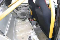 Крепление аккумулятора. Subaru Impreza WRX, GC8