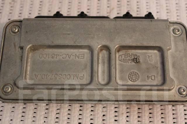Блок управления двс. Volkswagen Polo Двигатель 1600