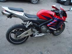 Honda CBR 600RR. 597 куб. см., исправен, птс, без пробега