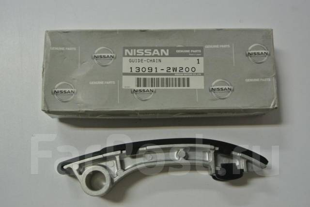 Успокоитель цепи ГРМ. Nissan: Urvan, Caravan, Patrol, NV350 Caravan, Terrano, Ambulance, Safari, Terrano Regulus, Elgrand, NP300, Terrano II Двигатели...