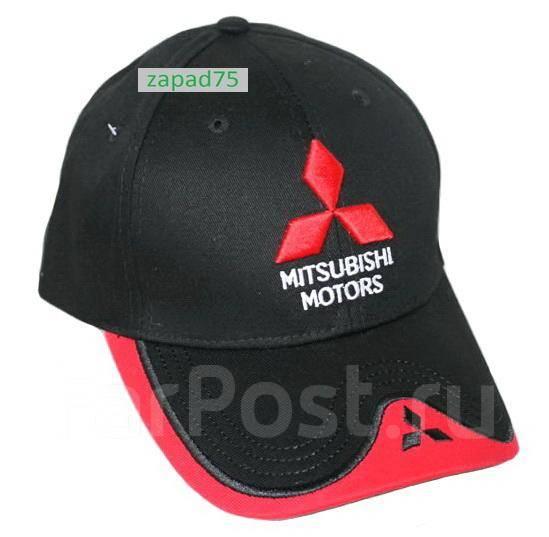 кепки mitsubishi