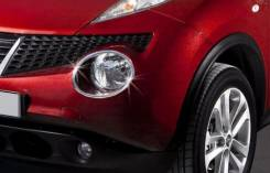 Накладка на фару. Nissan Juke
