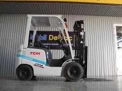 TCM FHD15T3Z. Вилочный автопогрузчик гарантия 5 лет., 2 500 куб. см., 1 500 кг.