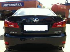 Спойлер. Lexus IS250, GSE25, GSE20