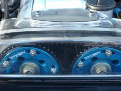 Крышка ремня ГРМ. Toyota Supra, JZA80, JZA70 Toyota Aristo, JZS147E, JZS160, JZS147, JZS161 Двигатель 2JZGTE