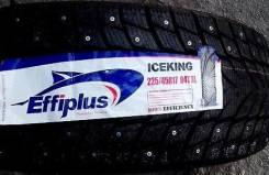 Effiplus Ice King. Зимние, шипованные, 2015 год, без износа, 4 шт. Под заказ