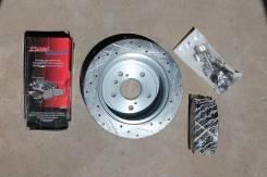 Колодка тормозная дисковая. Toyota Venza