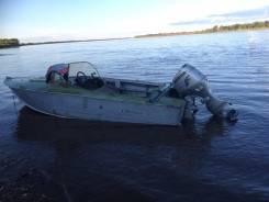 Моторные лодки. двигатель подвесной, бензин
