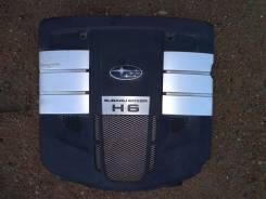 Крышка двигателя. Subaru Legacy, BLE, BPE Двигатели: EJ30D, EZ30