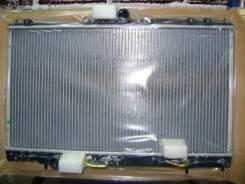 Радиатор охлаждения двигателя. Mitsubishi Lancer Cedia, CS6A, CS2W, CS2V, CS5W, CS2A, CS5A, CS Двигатель 4G134G93