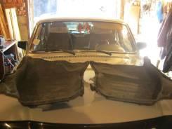 Обшивка багажника. Toyota Crown, JZS141 Двигатель 1JZGE