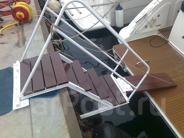 Изготовление и монтаж лестниц.