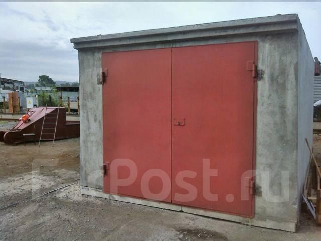Купить бетонные гаражи в хабаровске куплю гараж в котельниках силикат