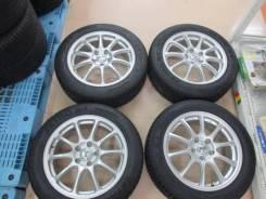 215/55R17 Комплект летних колес очень дешево!
