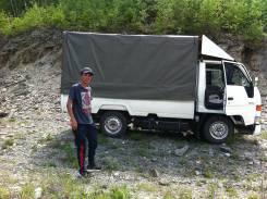 Toyota Dyna. Отличный грузовик для работы, 3 000куб. см., 2 000кг., 4x2