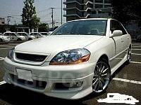 Обвес кузова аэродинамический. Toyota Mark II, JZX110, GX110 Двигатели: 1JZGTE, 1JZFSE, 1GFE. Под заказ
