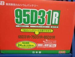 FB Super Nova. 80 А.ч., правое крепление, производство Япония
