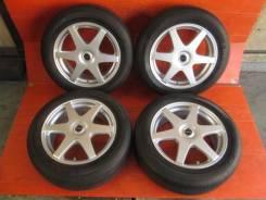 225/55R17 Комплект летних колес очень дешево!