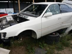 Стекло боковое. Toyota Chaser, GX100