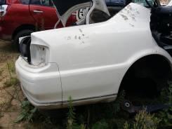 Задняя часть автомобиля. Toyota Chaser, 100