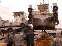 Красноярский судостроительный завод. 1981 год, двигатель стационарный, дизель