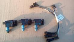 Высоковольтные провода. Toyota Mark II, JZX100 Двигатель 1JZGTE