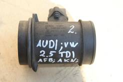 Датчик расхода воздуха. Audi: Quattro, A4, A6 Avant, A6, A4 Avant Двигатели: AKN, AFB