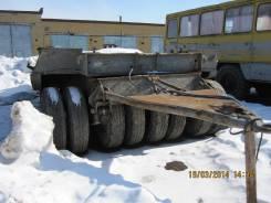 ЧМЗАП. Чмзап-8398 прицеп тяжеловоз (трал), 40 000кг.