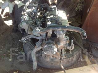 Двигатель в сборе. Nissan Safari, WGY61 Двигатель TB45E