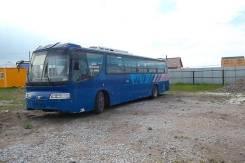 Daewoo. Автобусы, 11 000 куб. см., 43 места