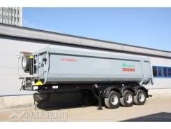 Grunwald. Самосвальный полуприцеп 9453, 29 600 кг.