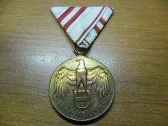 Памятная медаль участнику войны 1914-1918 гг. Австрия.