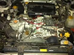 Блок управления двс. Subaru Forester, SF5, SF9, SF