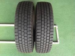 Dunlop DSV-01. Зимние, без шипов, 2008 год, износ: 5%, 2 шт