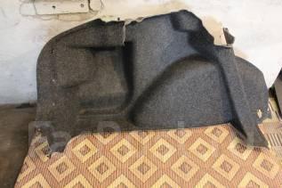 Обшивка багажника. Volkswagen Polo