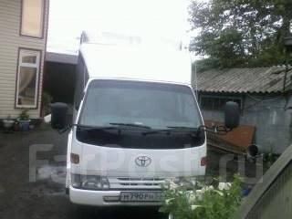 Toyota Dyna. , 4 100 куб. см., 3 500 кг.