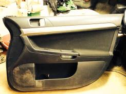 Обшивка двери. Mitsubishi Lancer Mitsubishi Lancer X