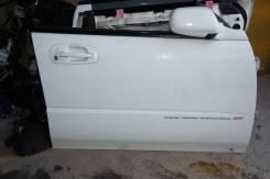 Передняя правая дверь с Subaru Impreza WRX STI (GDA GDB) pure white 51