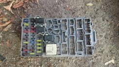 Блок предохранителей салона. Honda Civic Ferio, ES3 Двигатель D17A