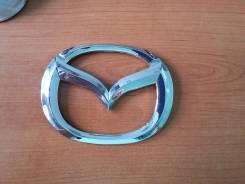 Эмблема багажника. Mazda Mazda3