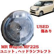 Фара левая на Suzuki MR Wagon оригинал. Отправка по РФ.