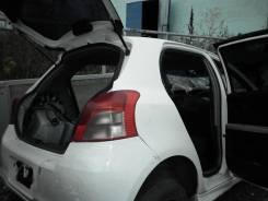 Амортизатор двери багажника. Toyota Vitz, SCP90 Двигатель 2SZFE